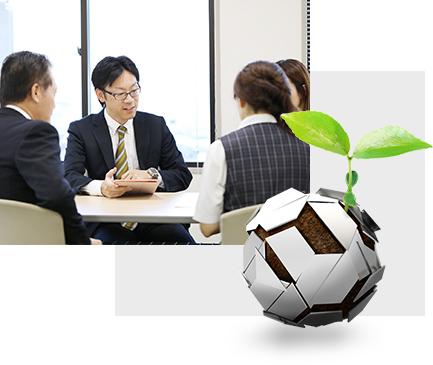 社員一人ひとりが信頼で繋がり合える環境を大切に