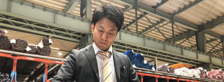 東京支店 営業部 O.Y