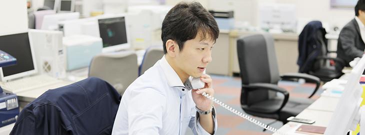 九州支店 営業部 S.R
