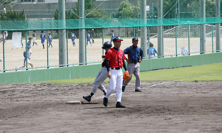 流通協会野球大会